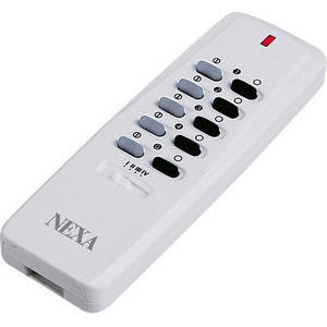 Nexa remote